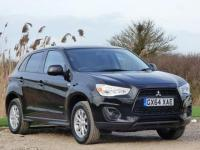 USED 2014 64 MITSUBISHI ASX 1.6 5dr 1 OWNER FROM NEW-30,000 MILES
