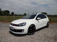 USED 2012 12 VOLKSWAGEN GOLF 2.0 GTI DSG 5d AUTO 210 BHP EXCELLENT SPECIFICATION GTi WITH FULL VW SERVICE HISTORY