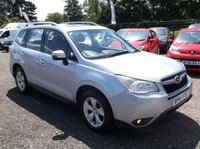USED 2015 64 SUBARU FORESTER 2.0 D XC 5d 145 BHP SPACIOUS DIESEL FAMILY CAR WITH EXCELLENT SERVICE HISTORY AND EXCELLENT SPEC, DRIVES SUPERBLY !