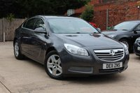 USED 2011 11 VAUXHALL INSIGNIA 1.8 EXCLUSIV 5d 138 BHP ***** FULL SERVICE HISTORY *****