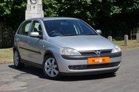 2003 VAUXHALL CORSA 1.2 SXI 16V 5d 75 BHP £2750.00