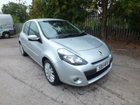 USED 2011 11 RENAULT CLIO 1.5 DYNAMIQUE TOMTOM DCI 5d 88 BHP