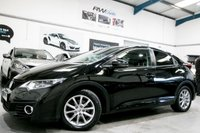 USED 2015 15 HONDA CIVIC 1.6 I-DTEC SR 5d 118 BHP