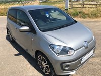 2014 VOLKSWAGEN UP 1.0 HIGH UP 5d 74 BHP NAV £7495.00