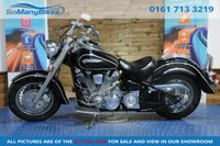 USED 2001 Y YAMAHA XV1600 XV1600A - Wild Star - Low miles