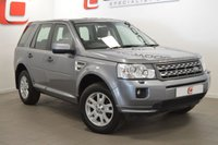 USED 2012 61 LAND ROVER FREELANDER 2 2.2 TD4 GS 5d 150 BHP LEATHER + LOW MILES + FSH + FINANCE AVAILABLE