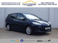 USED 2014 14 MAZDA MAZDA 5 2.0 SPORT VENTURE EDITION 5d 148 BHP All Mazda History 7 Seats A/C 0% Deposit Finance Available