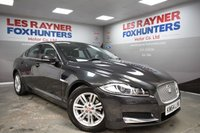 2015 JAGUAR XF 2.2 D LUXURY 4d AUTO 163 BHP £13999.00