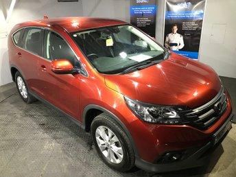 2012 HONDA CR-V 2.2 I-DTEC SE 5d 148 BHP £11490.00