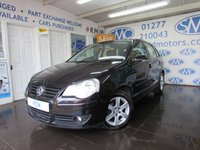 USED 2008 08 VOLKSWAGEN POLO 1.2 MATCH 5d 59 BHP