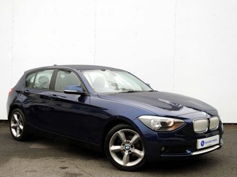 2013 BMW 1 SERIES 2.0 118D URBAN 5d AUTO 141 BHP £11000.00