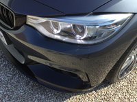 """USED 2015 15 BMW 4 SERIES 2.0 420D M SPORT 2dr 188 BHP **OUTSTANDING EXAMPLE & £30 PER YEAR ROAD TAX** 20""""ALLOYS AND FULL M-PERFORMANCE BODY KIT FITTED"""
