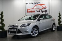 2012 FORD FOCUS 1.6 ZETEC 5d 104 BHP £SOLD
