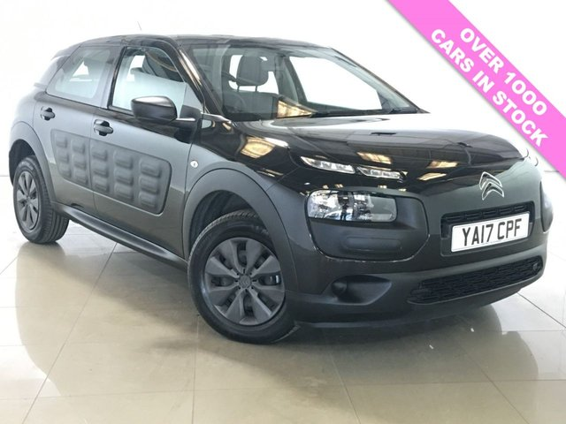 View our 2017 17 CITROEN C4 CACTUS 1.2 PURETECH TOUCH 5d 74 BHP