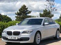 2011 BMW 7 SERIES 3.0 730D M SPORT 4d AUTO 242 BHP £14995.00