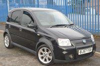 2007 FIAT PANDA 1.4 100HP 5d 99 BHP £2195.00