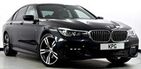 "USED 2016 66 BMW 7 SERIES 3.0 730d M Sport xDrive 4dr Sport Auto  Sunroof, Surround View, 20""s +"