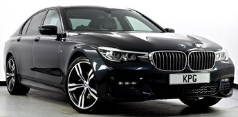 2016 BMW 7 SERIES 3.0 730d M Sport xDrive 4dr Sport Auto  £36995.00