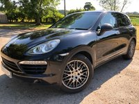 USED 2011 60 PORSCHE CAYENNE 3.0 D V6 TIPTRONIC S 5d AUTO WITH EXTRAS