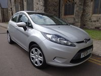 2009 FORD FIESTA 1.2 STYLE 5d 81 BHP £3595.00