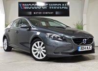 2014 VOLVO V40 1.6 D2 SE LUX 5d 113 BHP £10980.00