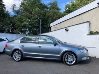 View our SKODA SUPERB