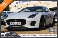USED 2017 17 JAGUAR F-TYPE 3.0 V6 SUPERCHARGED 400 SPORT AWD 2d AUTO 395 BHP