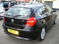 USED 2010 10 BMW 1 SERIES 2.0 116I ES 5d 121 BHP