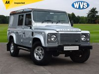 2014 LAND ROVER DEFENDER 2.2 TD XS UTILITY WAGON 1d 122 BHP with AIR CON £22499.00