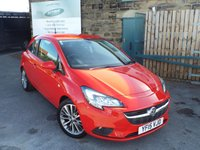 USED 2015 15 VAUXHALL CORSA 1.4 EXCITE AC ECOFLEX 3d 89 BHP ONE Owner FULL Service Vauxhall Service History