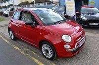 2013 FIAT 500 0.9 LOUNGE 3d 85 BHP
