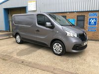 2015 RENAULT TRAFIC 1.6 SL27 SPORT DCI S/R P/V 1d 115 BHP £10995.00