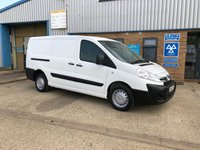 2016 CITROEN DISPATCH 2.0 1200 L2H1 ENTERPRISE HDI 1d 126 BHP LWB £8495.00