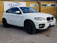 USED 2012 12 BMW X6 3.0 XDRIVE30D 4d AUTO 241 BHP