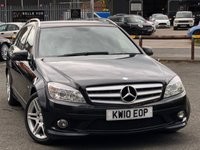 2010 MERCEDES-BENZ C CLASS 2.1 C200 CDI BLUEEFFICIENCY SPORT 5d AUTO 136 BHP £8495.00