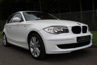 2008 BMW 1 SERIES 1.6 116I ES 3d 121 BHP £4000.00