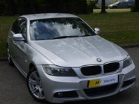 2009 BMW 3 SERIES 2.0 318D M SPORT 4d AUTO 141 BHP £7995.00