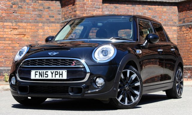 2015 15 MINI HATCH COOPER 2.0 COOPER S 5d 189 BHP