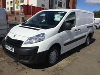USED 2015 15 PEUGEOT EXPERT 1.6 HDI 1200 L2H1 1 OWNER