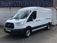 USED 2015 15 FORD TRANSIT 2.2 350 125 BHP 2015 (15) Plate