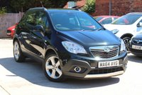 USED 2014 64 VAUXHALL MOKKA 1.6 EXCLUSIV S/S 5d 113 BHP **** ONE OWNER * FULL MAIN DEALER SERVICE HISTORY ****