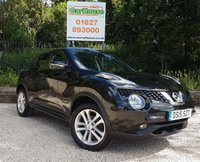 USED 2015 15 NISSAN JUKE 1.5 ACENTA DCI 5dr Stunning Condition, FSH