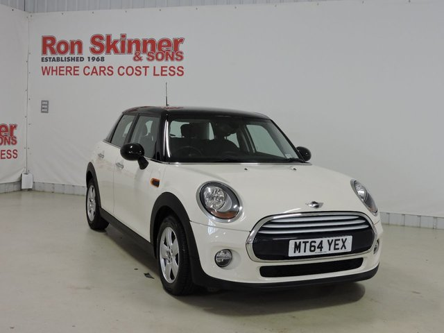 View our 2014 64 MINI HATCH COOPER 1.5 COOPER 5d 134 BHP with Pepper Pack
