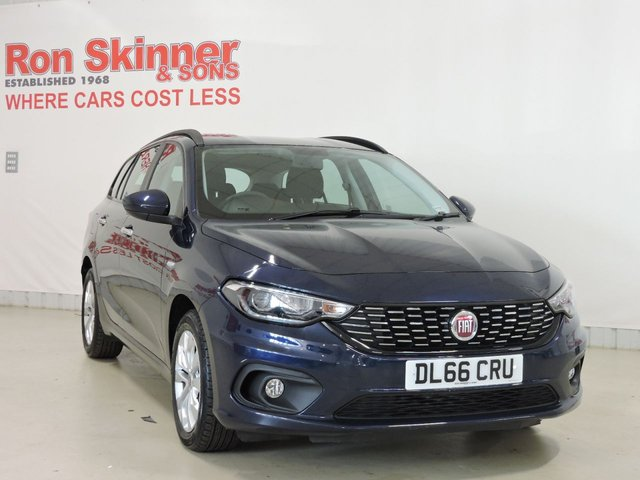 View our 2016 66 FIAT TIPO 1.6 MULTIJET EASY PLUS 5d 118 BHP