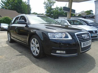 2009 AUDI A6 2.0 TDI E SE 5d 134 BHP £5995.00