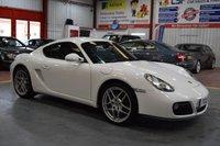 2012 PORSCHE CAYMAN 2.9 24V PDK 2d AUTO 265 BHP £26985.00