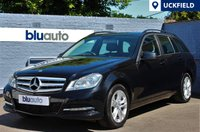USED 2013 62 MERCEDES-BENZ C 220 2.1 CDI BLUE EFFICIENCY EXECUTIVE SE 5d AUTO 168 BHP Low Mileage, Full Mercedes History, Leather Seats, Electric Seats........