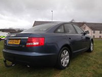 USED 2005 55 AUDI A6 2.7 TDI QUATTRO SE 4d AUTO 177 BHP EXTREMELY SCARCE, FSH, FAMILY OWNED FROM NEW