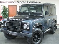 2015 LAND ROVER DEFENDER 2.2 TD AUTOBIOGRAPHY STATION WAGON 1d 122 BHP £75000.00