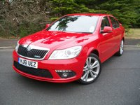 USED 2011 61 SKODA OCTAVIA 2.0 VRS TFSI 5d 198 BHP Highly Cherished Example, ONE Owner From New, JUST 34,000 Miles with Full Service History, HUGE Specification!!!